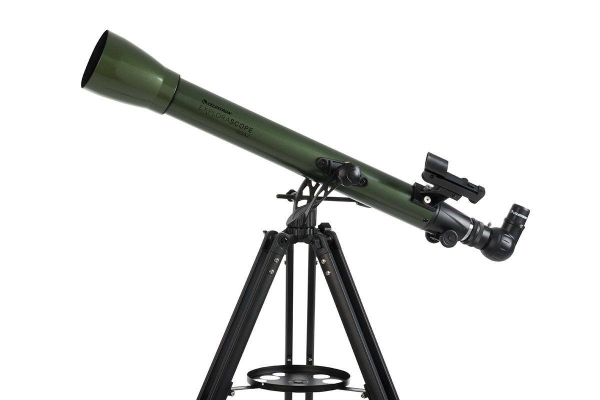 Teleskop Celestron ExploraScope 60AZ (DO.22100)