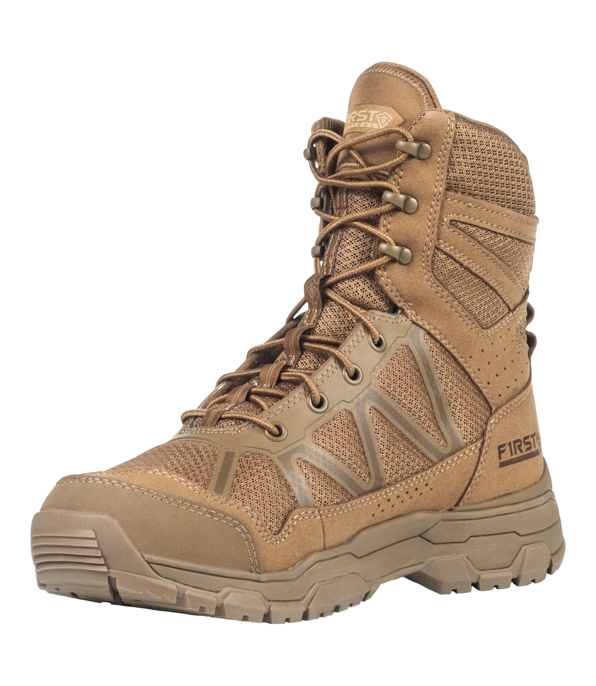 """BUTY FIRST TACTICAL M'S 7"""" OPERATOR BOOT COYOTE 165010 - Rozmiar (A) 41"""