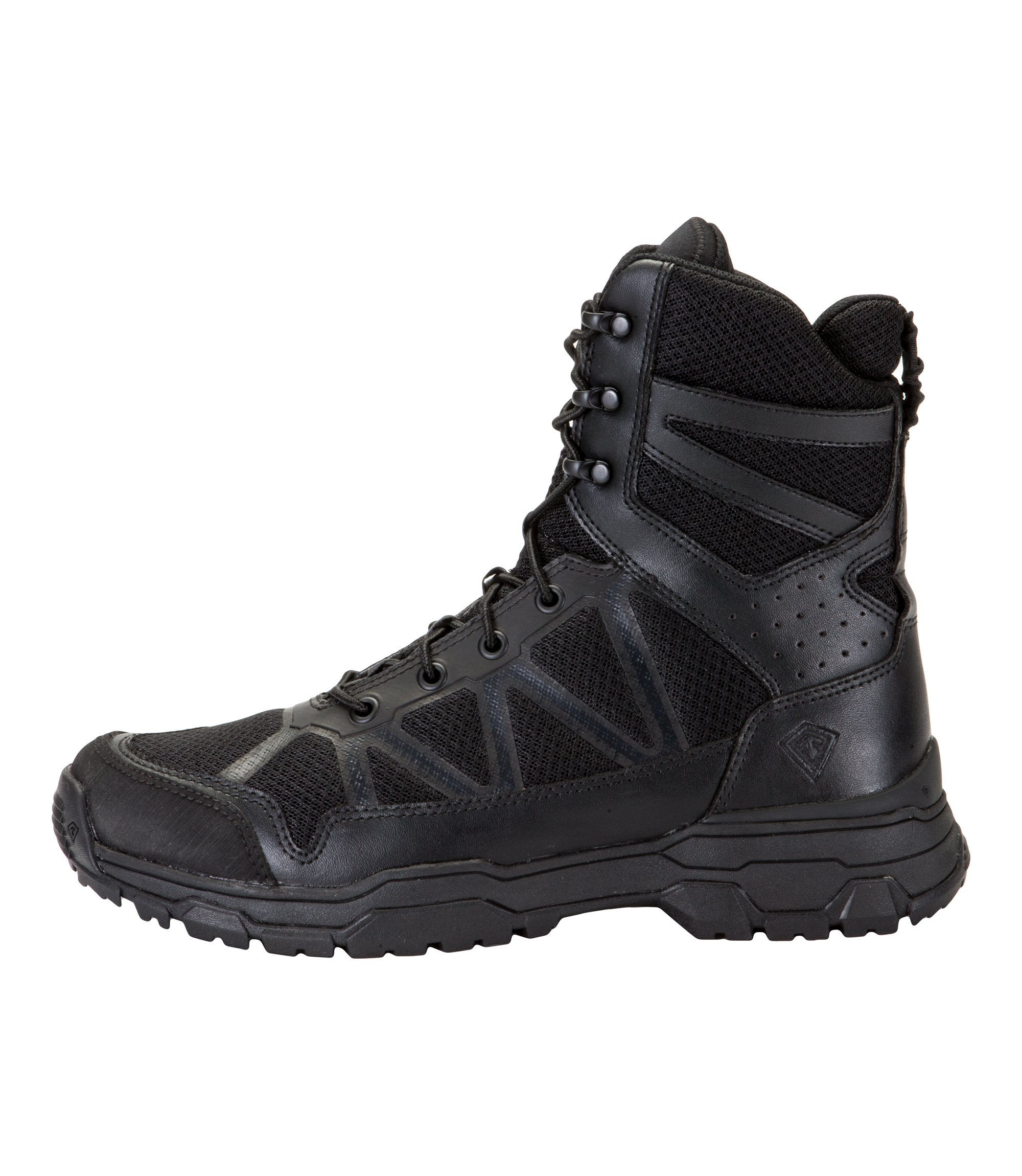 """BUTY FIRST TACTICAL M'S 7"""" OPERATOR BOOT BLACK 165010 - Kolor Black (019), Rozmiar (A) 44"""