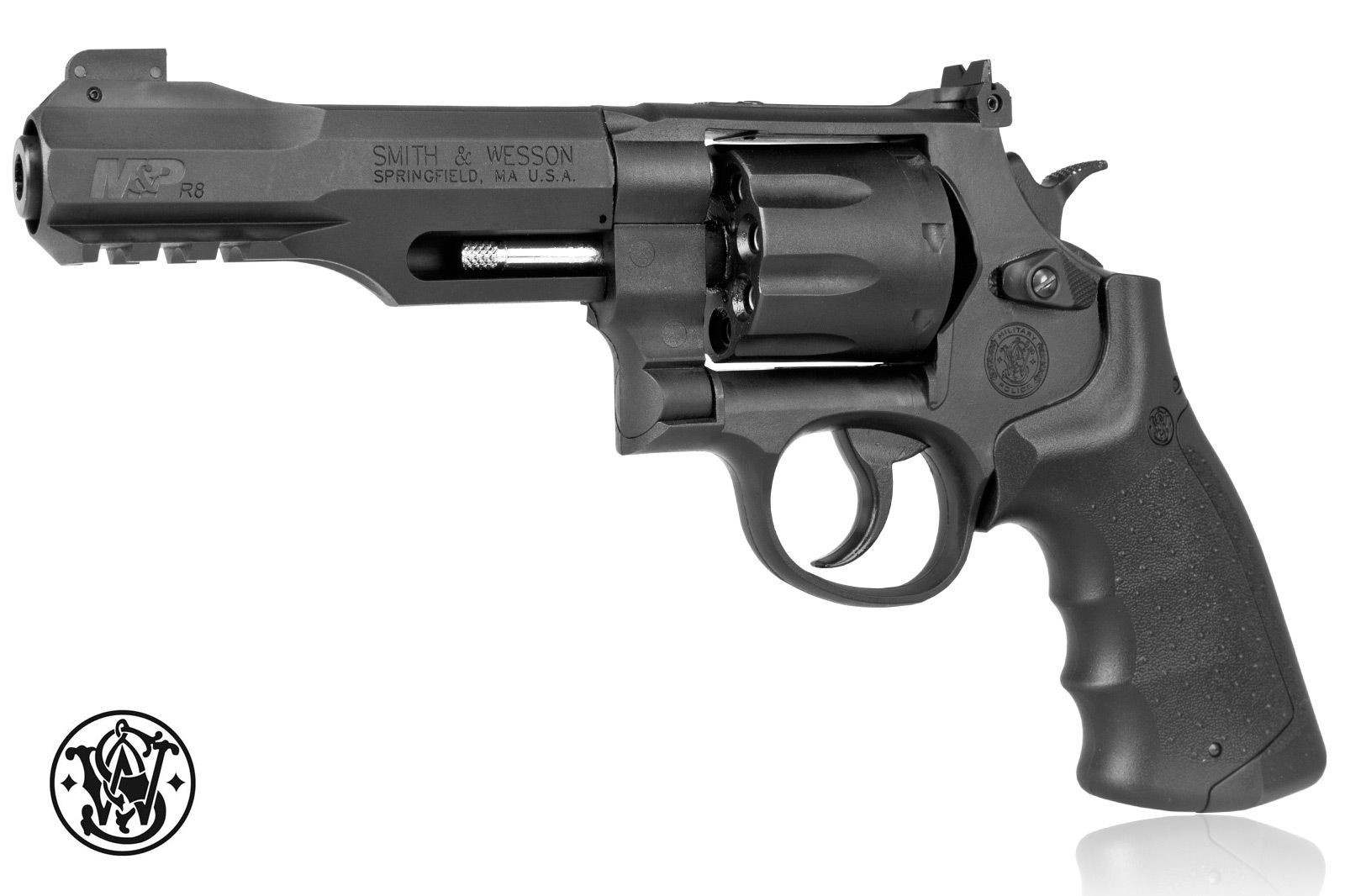 Wiatrówka rewolwer Smith&Wesson M&P R8 (5.8163) kal.4,46mm