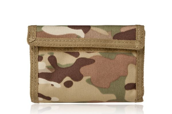 Portfel BCB Adventure Travel Wallet MULTICAM (CJ259M)