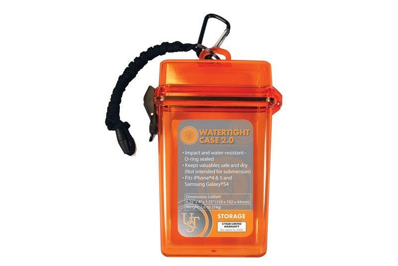 Pojemnik UST Watertight Container 2.0 Orange (CQB.U28554308)