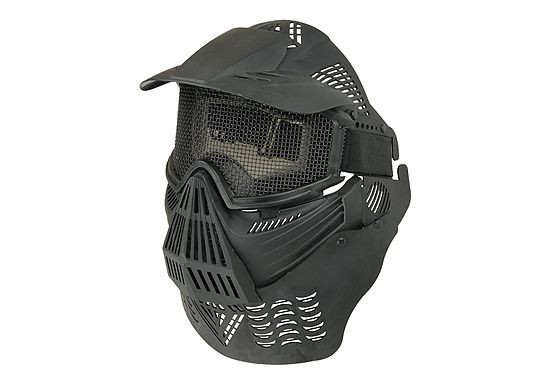 Pełna Maska Ultimate Tactical Guardian V2 - Czarna (utt-28-002992-00)
