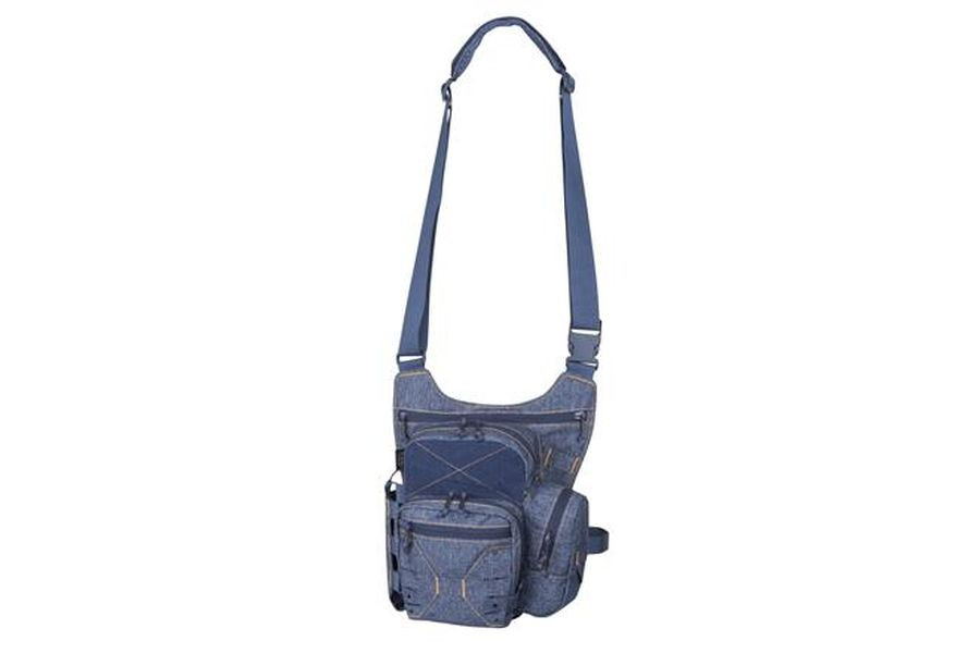 Torba Helikon EDC SIDE BAG - Nylon - Melange Blue