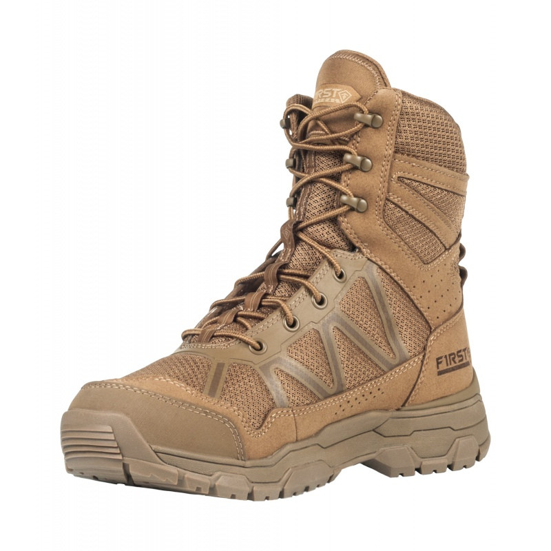 """BUTY FIRST TACTICAL M'S 7"""" OPERATOR BOOT COYOTE 165010"""
