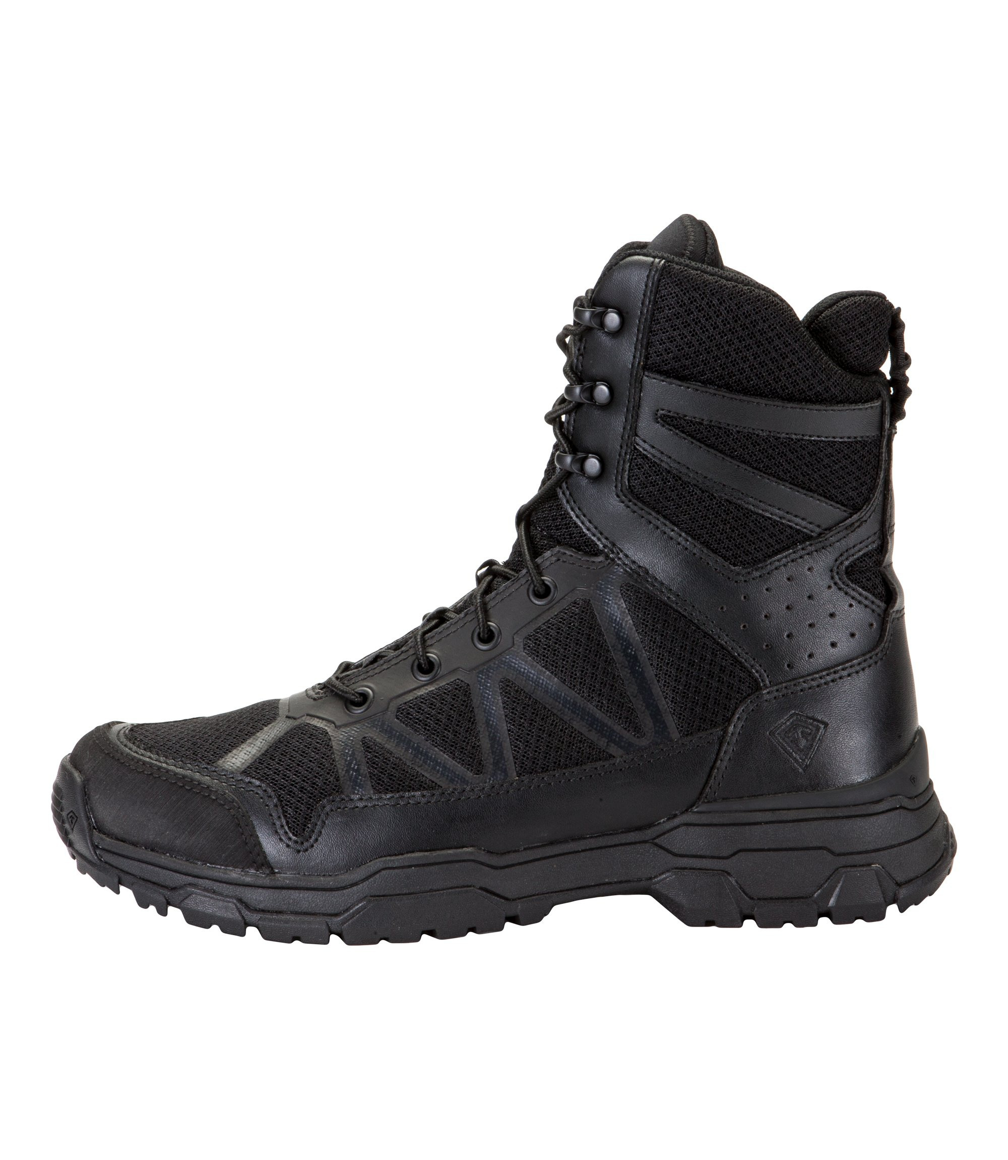 "BUTY FIRST TACTICAL M'S 7"" OPERATOR BOOT BLACK 165010"