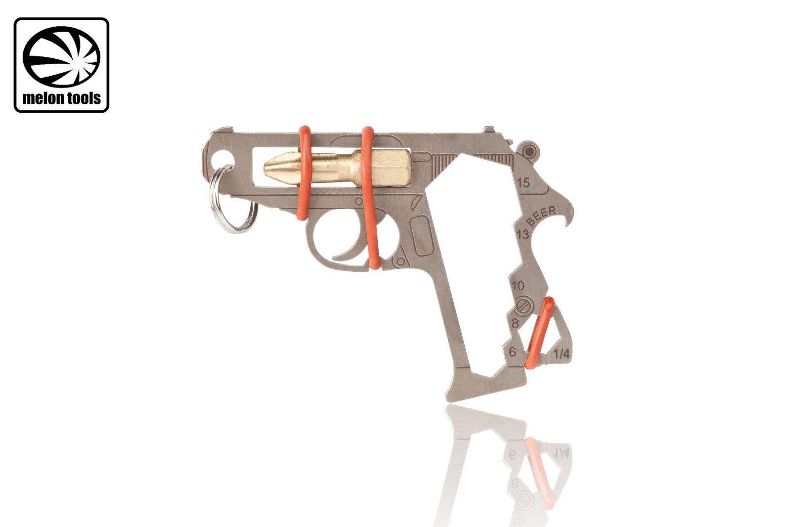 Multitool Melontools Walther PPK