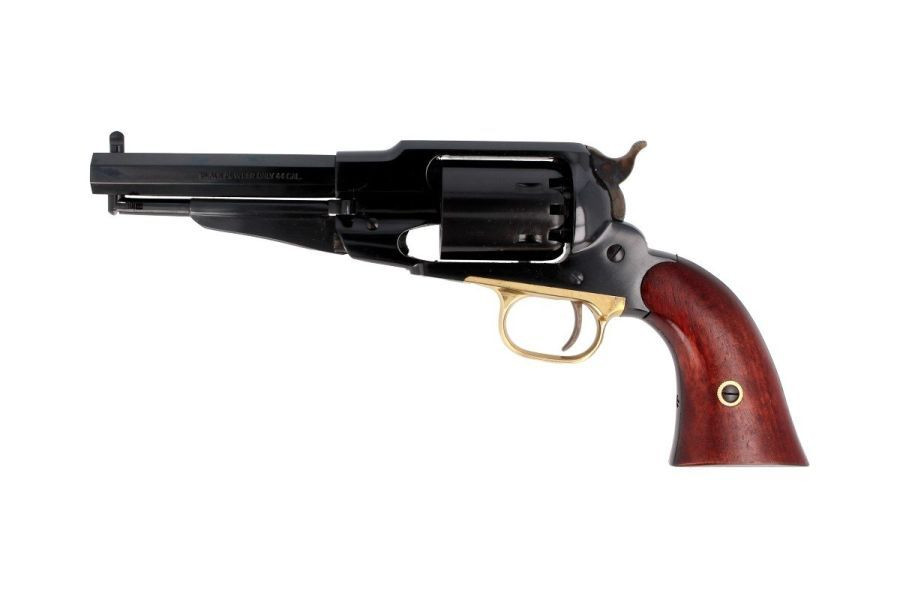 "Rewolwer czarnoprochowy Pietta Remington New Army Sheriff SF.44 5,5"" 1858 (RGASH44)"
