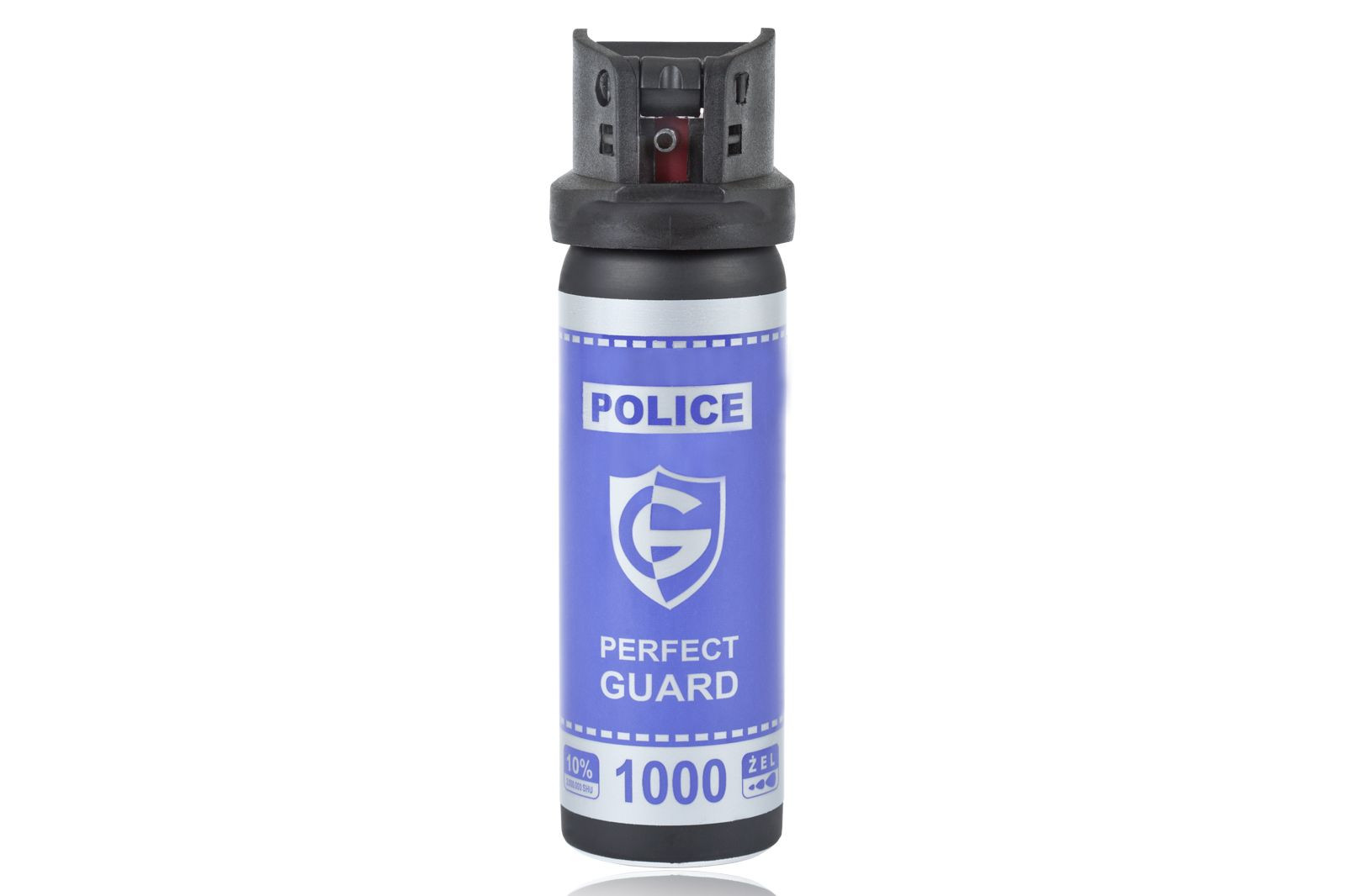 Gaz pieprzowy Police Perfect Guard 1000 - 75 ml. żel (pg.1000)