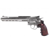 Rewolwer ASG, RUGER Superhawk nikiel CO2
