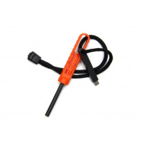 Krzesiwo Exotac polySTRIKER Orange/Black