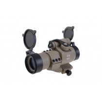 Replika celownika kolimatorowego Theta Optics Battle - tan (THO-10-007857)