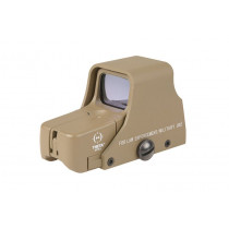 Replika celownika kolimatorowego Theta Optics TO551 - tan (NZ-GF-THO-10-010999)