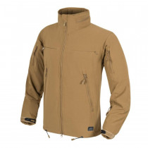 Kurtka COUGAR® QSA™ + HID™ - Soft Shell Windblocker - Coyote (KU-CGR-SM-11)