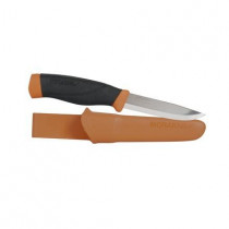 Nóż Helikon Morakniv® Companion HeavyDuty (S) - Stainless Steel - Burnt Orange (ID 13260)