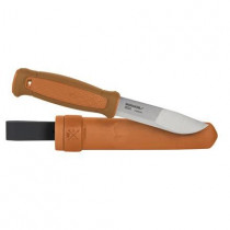Nóż Helikon Morakniv® Kansbol - Stainless Steel - Burnt Orange (ID 13505)