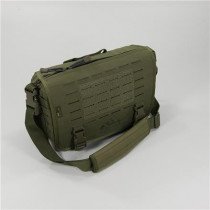 TORBA SMALL MESSENGER BAG® - Cordura® - Olive Green (TB-SMS-CD-02--DA)