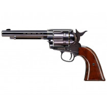 "Wiatrówka rewolwer Colt Single Action Army 45 Peacemaker Blued 5,5"" 4,5 mm"
