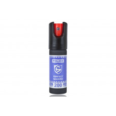 Gaz pieprzowy Police Perfect Guard 200 - 20 ml. żel (P.G.1000)