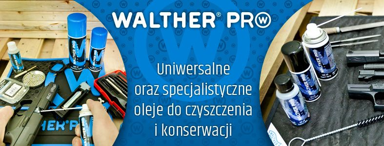 olej walther pro