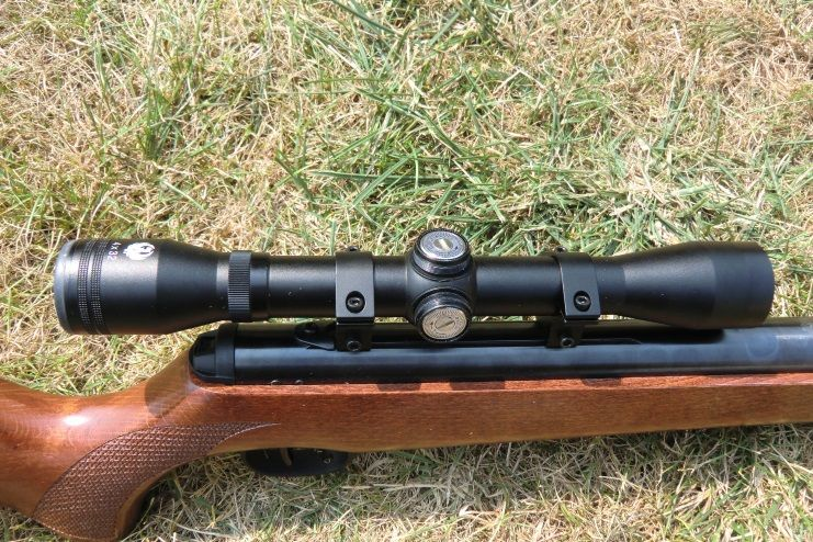 ruger airscout rancher test