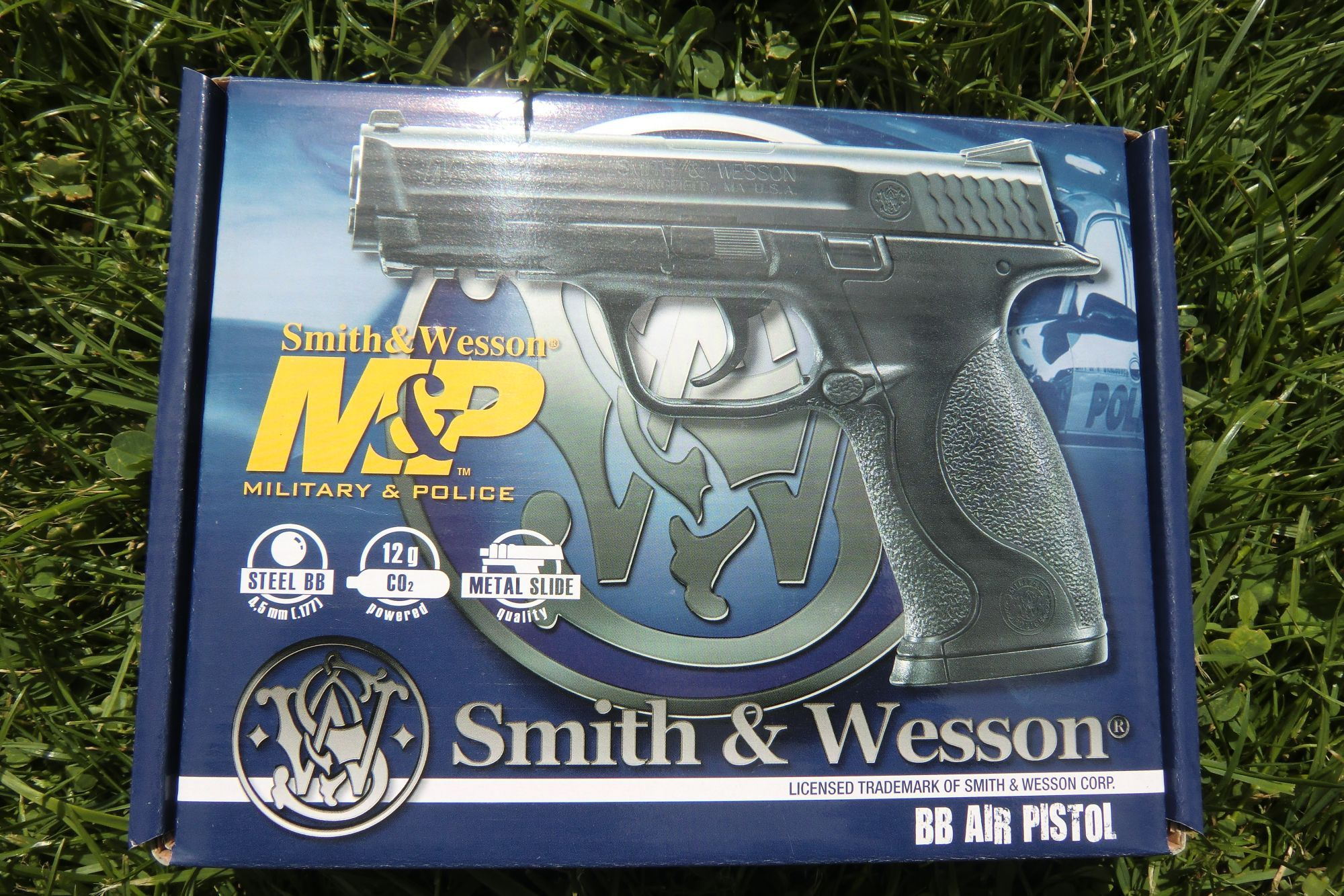 smith&wesson m&p test wiatrówki