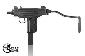 Pistolet masz. UZI COMBAT ZONE MP550 kal.6mm spr.